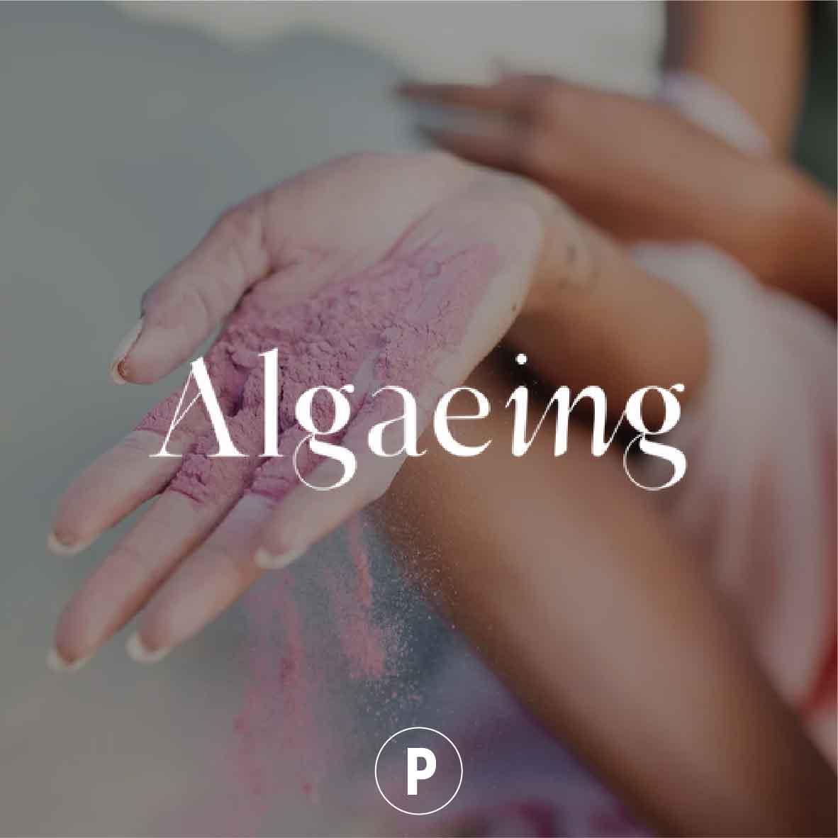 Algaeing